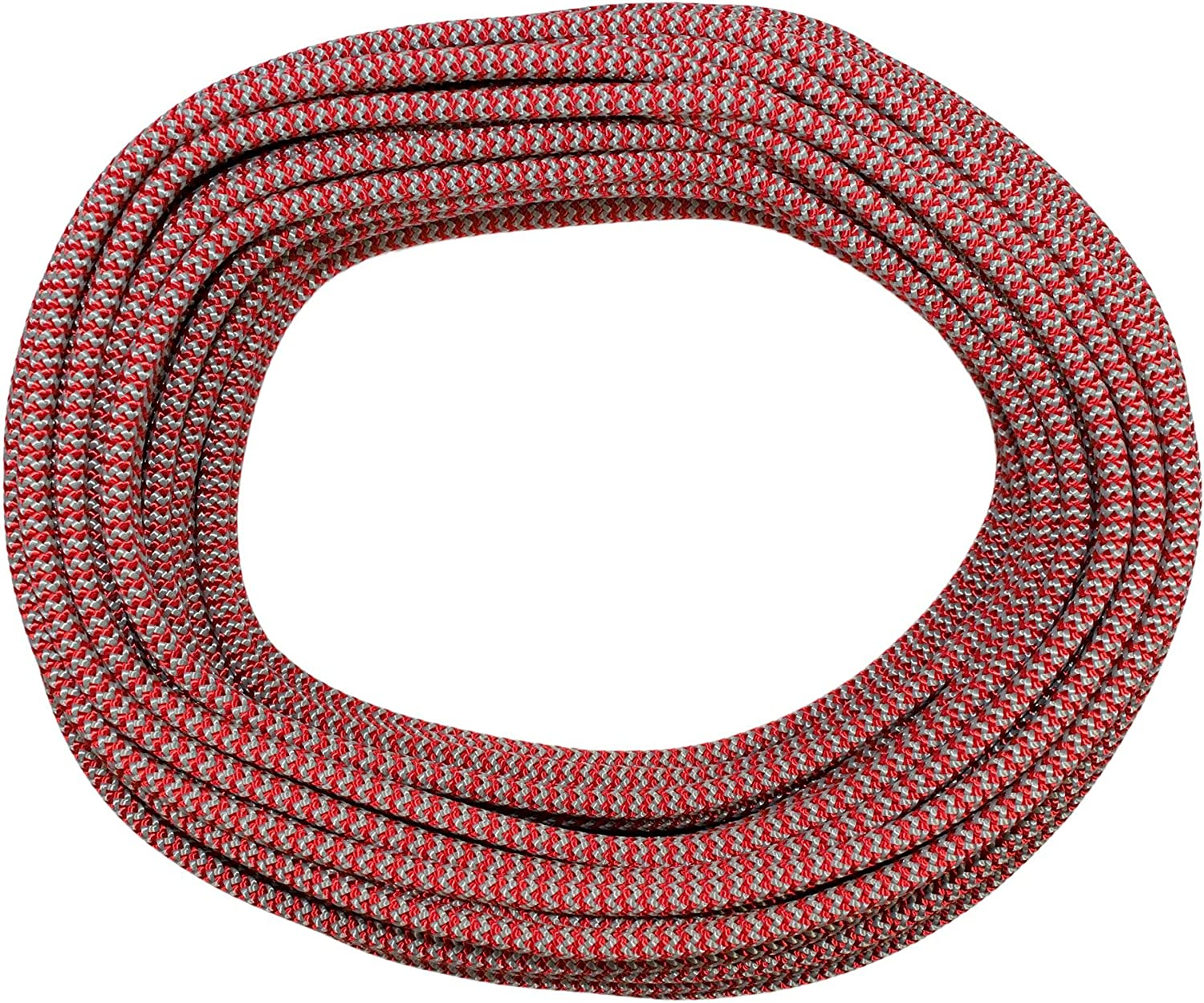 SGT KNOTS Utility Rope Tie Downs Solid Braid Red Marlow All-Purpose Rope for Outdoor Leisure Marine General Purpose