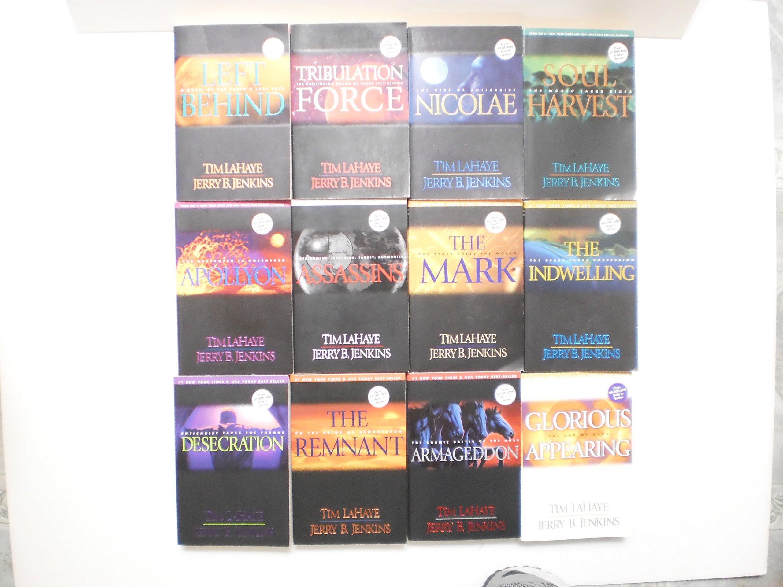 Left Behind, Books 112 (12 Book Set): Tim Lahaye, Jerry Jenkins:  Amazon: Books