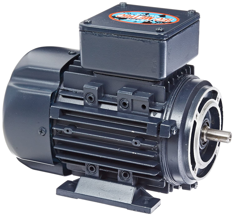 D63C Frame Leeson 192018.00 Rigid Base IEC Metric Motor 60//50Hz Fequency C63T17FZ2C 230//460V Voltage B3//B14 Mounting 3 Phase 0.25HP 1800 RPM