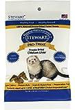 GIMBORN Pro Treats for Ferret Freeze Dried Chicken Liver Treats for Ferrets, .45 ounce