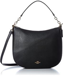 ac44248b27 Coach Chelsea 32 Heather Grey Pebbled Leather Hobo Bag Grey Leather ...