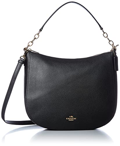 ae928c6eb3349 Coach Chelsea Ladies Medium Leather Hobo Handbag 58036  Amazon.co.uk   Clothing