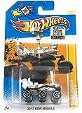 Hot Wheels 2012 New Models - Mars Rover Curiosity