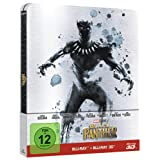 Black Panther 3D (2018) [Blu-ray]