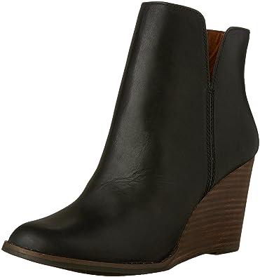Lucky Women's Lk-Yolene Ankle Bootie