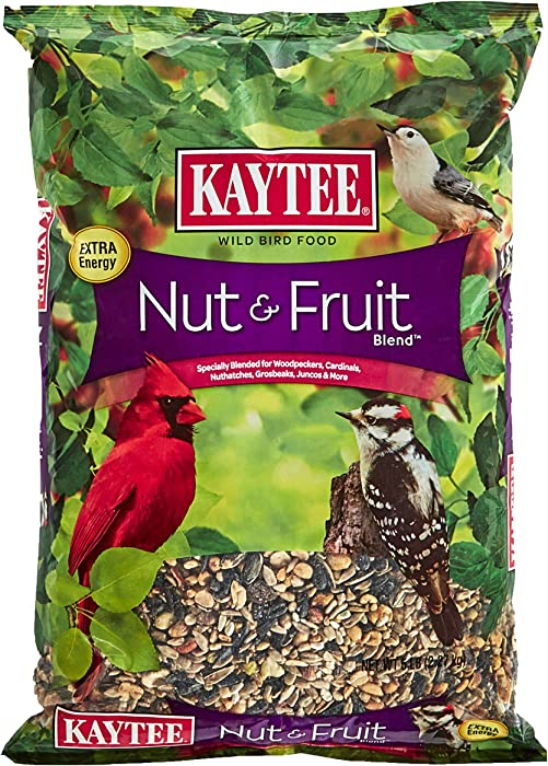 Kaytee Nut & Fruit Blend Wild Bird Food