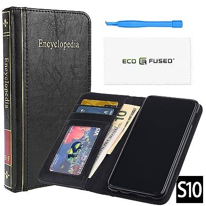 Amazon.com: Funda tipo libro para Samsung Galaxy Note 8 ...