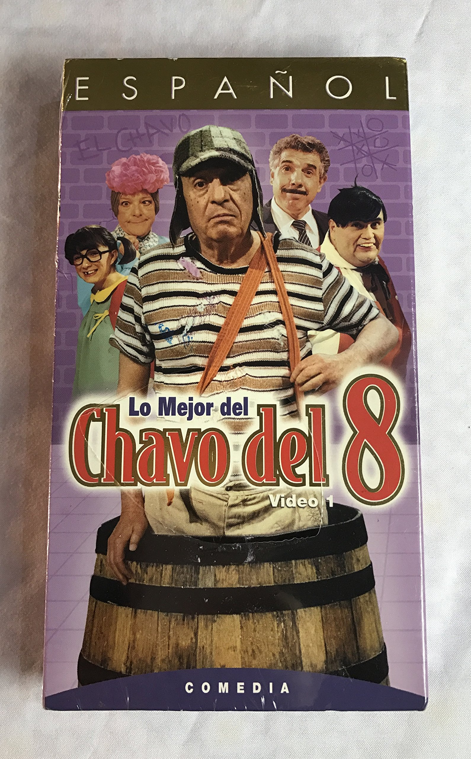 Lo Mejor Del Chavo Del 8 V 1 [VHS]