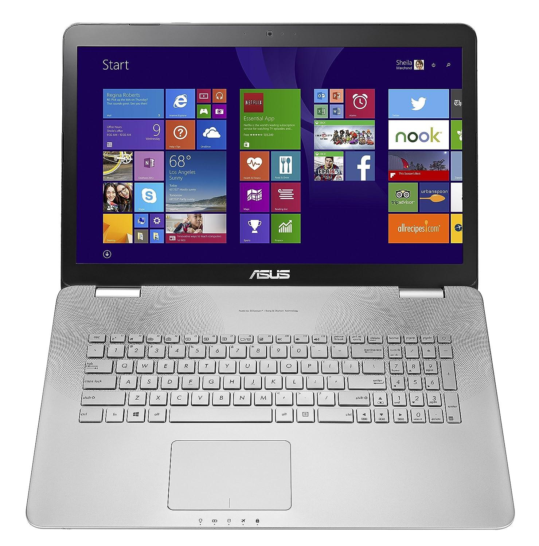 ASUS 90NB0842-M01440 - Ordenador portátil de 17.3