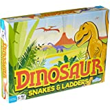 Dinosaur Snakes & Ladders Game - Amazon Exclusive