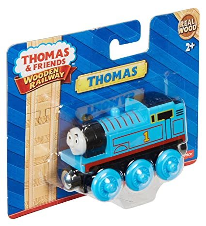 amazon com fisher price thomas friends wooden railway thomas