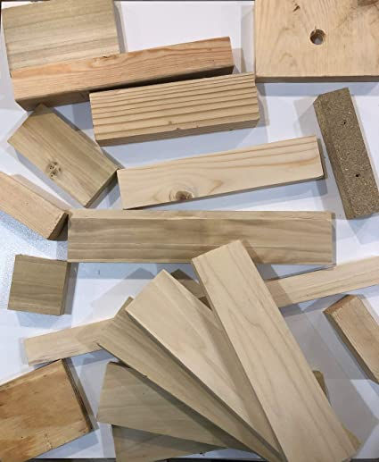 Amazon Com Wood Bundle Set For Crafts Diy Wood Crafts Diy
