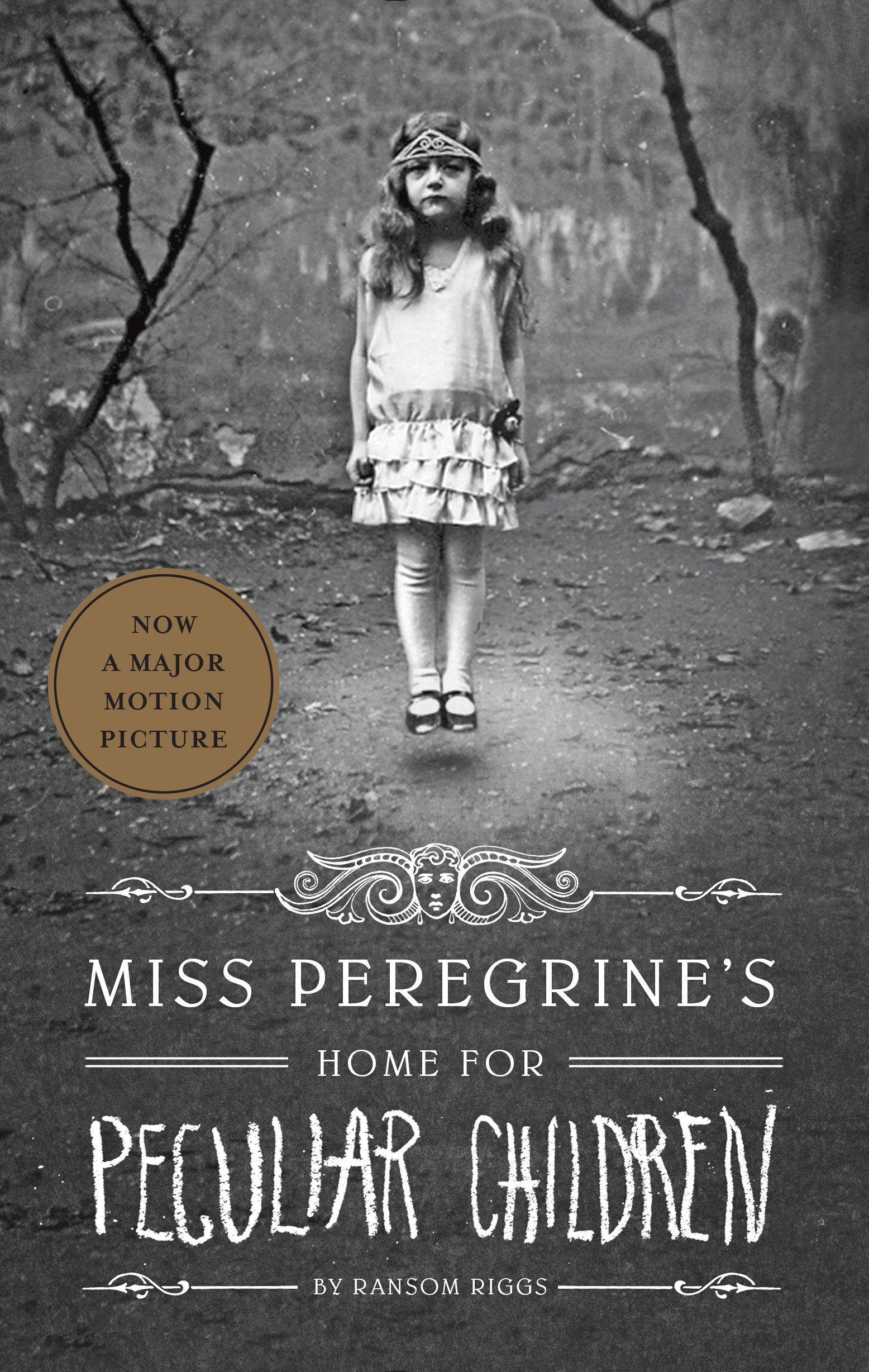 Image result for Miss Peregrine's Home for Peculiar Children by Ransom Riggs