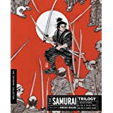The Samurai Trilogy ( Musashi Miyamoto / Duel at Ichijoji Temple / Duel at Ganryu Island) (The Criterion Collection) [Blu-ray