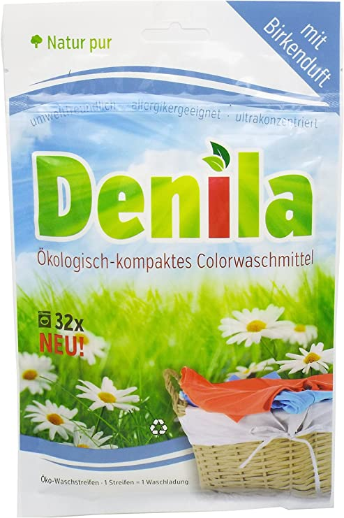 Denila - Detergente completo - biodegradable - apto para alérgicos ...