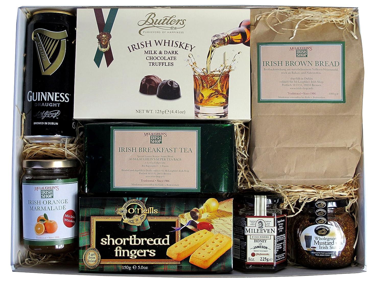 McLaughlin\'s Irish Shop Irland Spezialitätenpaket.: Amazon.de ...
