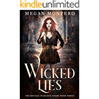 Wicked Lies (The Royals: Warlock Court Book 3) book cover