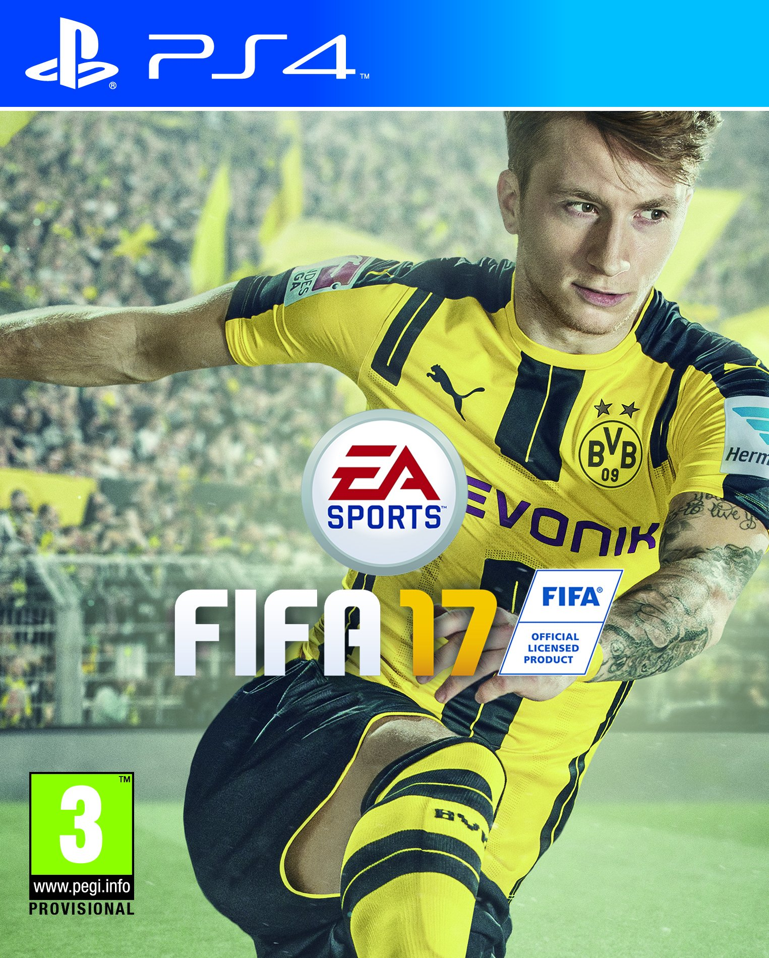 FIFA 17 - Standard Edition (PS4) product image