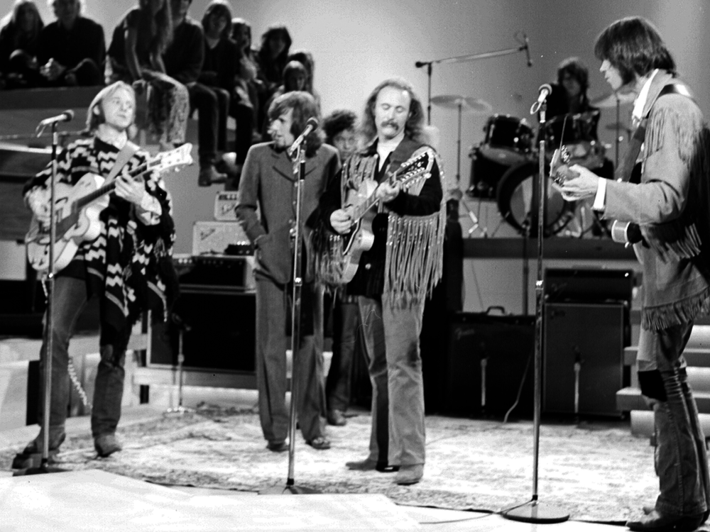 Crosby Stills Nash & Young