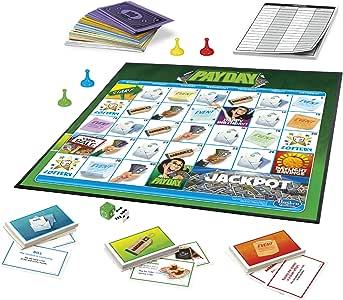 Hasbro Gaming Pay Day Game: Amazon.es: Juguetes y juegos