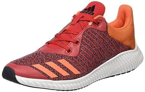low priced 983a4 207c4 adidas Kinder Sportschuhe Fortarun K BA7881 000  3460637007 rot 418301
