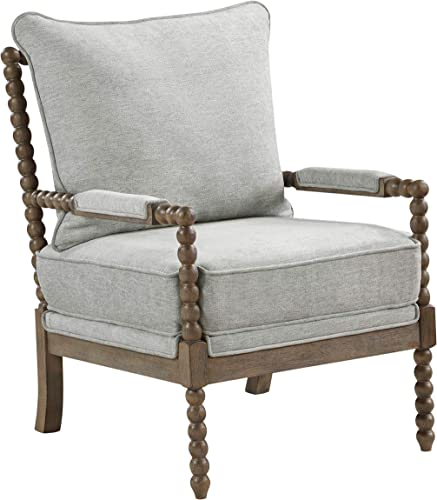 OSP Home Furnishings Fletcher Spindle Accent Chair