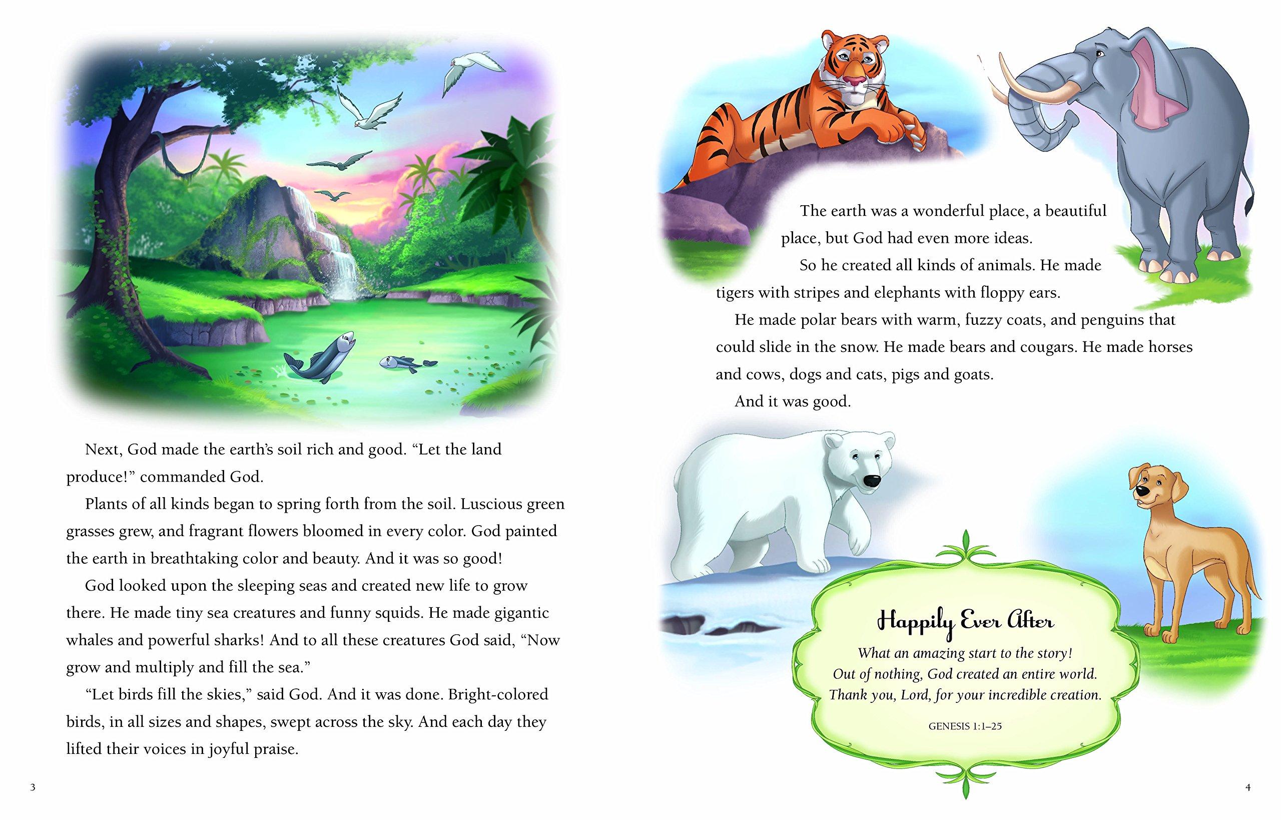 Once Upon A Time Storybook Bible: Omar Aranda: 0025986757922: Amazon:  Books