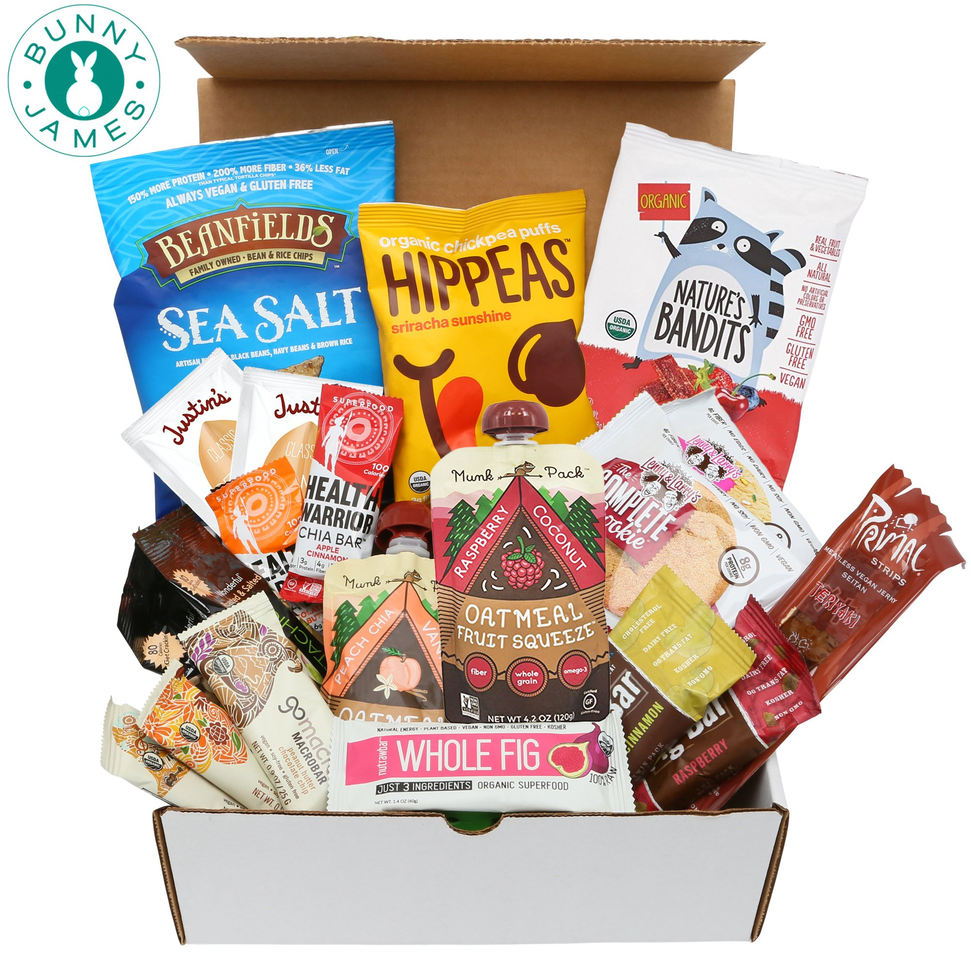 Amazon veganworks assorted vegan snack box candy bars healthy vegan snacks care package natural organic non gmo vegan protein negle Image collections