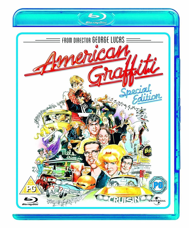 American Graffiti Edizione: Regno Unito Reino Unido Blu-ray ...