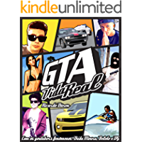 GTA Vida Real (Portuguese Edition) book cover