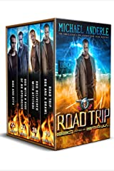 The Unbelievable Mr. Brownstone Omnibus 4 (books 19-22): Road Trip: BBQ and a Brawl, BBQ Delivered with Attitude, BBQ With a Side of No Apologies, BBQ and STFU Kindle Edition