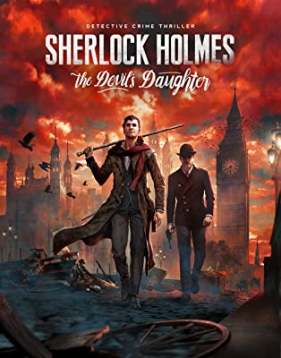 Sherlock Holmes and The Devil's Daughter [Online Game Code]