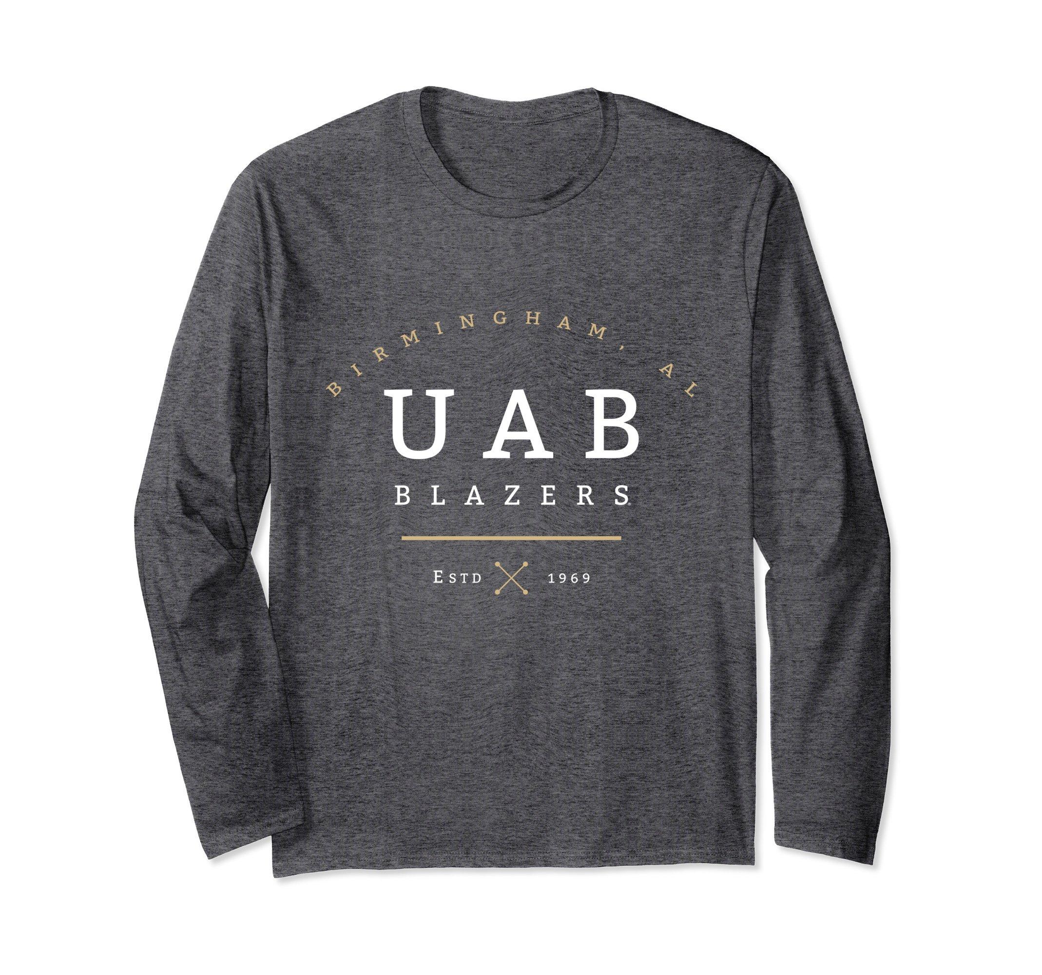 Uab Blazers Alabama Birmingham 1704cf03 3272 Shirts