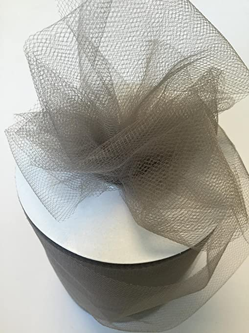 Tulle Fabric Spool//Roll 6 inch x 100 yards 34 Colors Available On Sale Now! 300 feet black