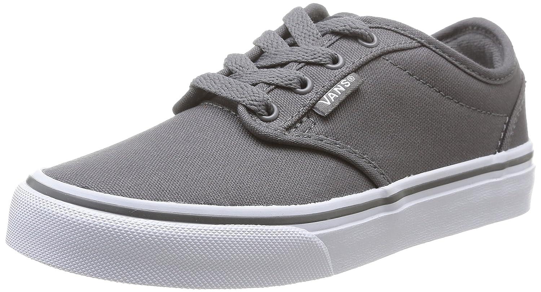 Atwood Y Bambino Sneaker Unisex 4wv Grau Vans Pewter canvas 1xwOqS15d