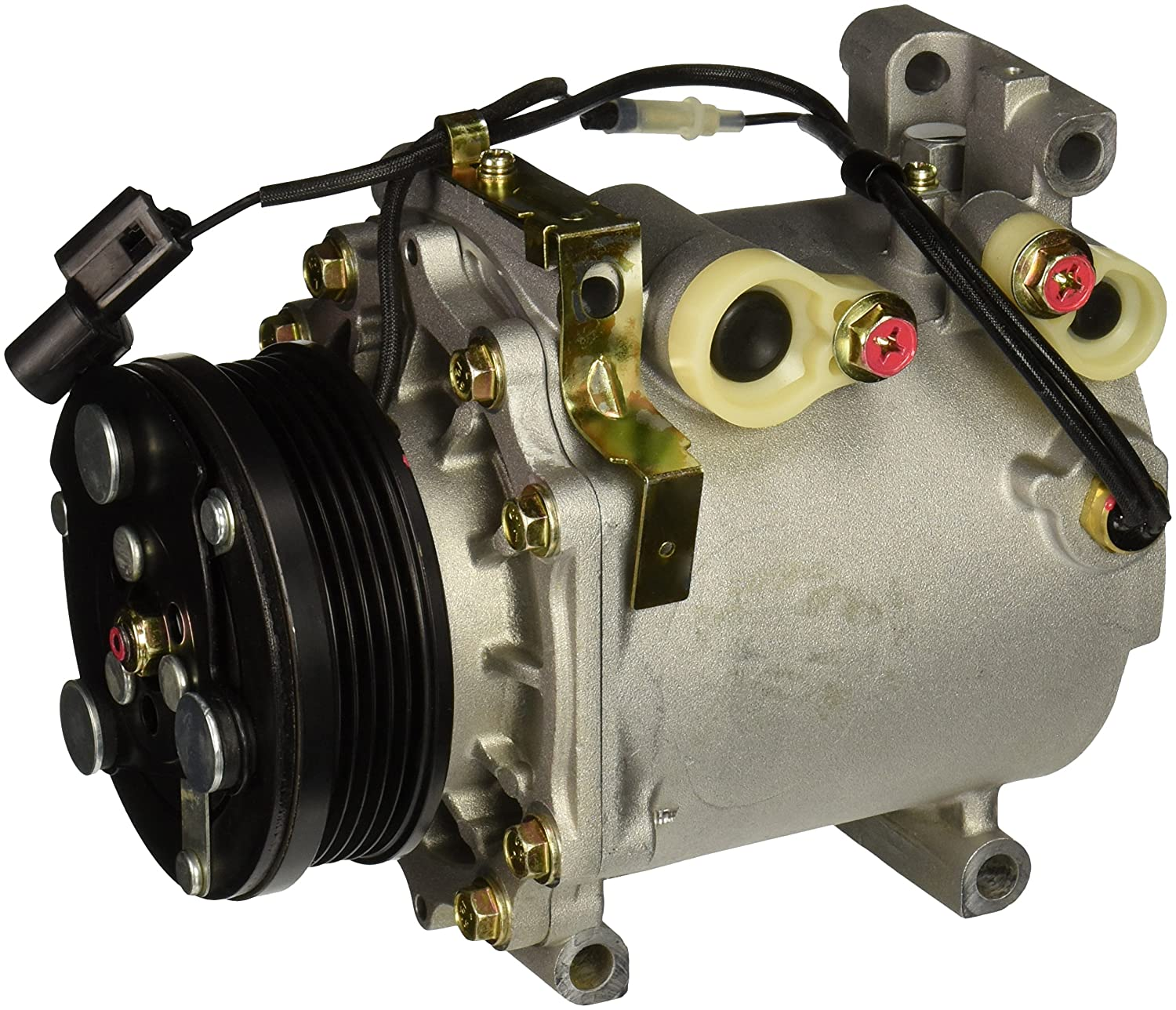 Four Seasons 77483 Remanufactured Compressor with Clutch Standard Motor Products Inc