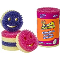 Scrub Daddy Mommy, 4 count, Pack of 4