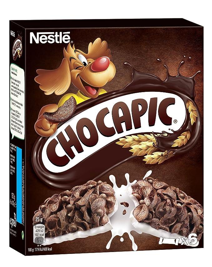 Nestlé Chocapic Barritas De Cereales 150G: Amazon.es: Alimentación y bebidas