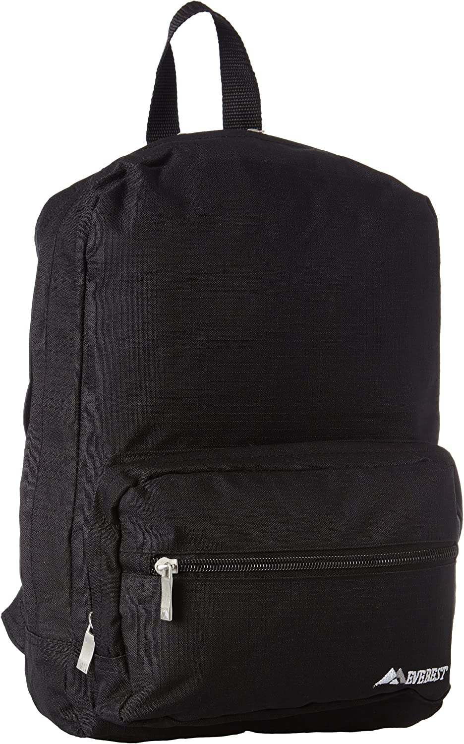 B000ETUQS8 Everest Junior Ripstop Backpack, Black, One Size 91iiWZ2MovL