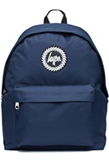 2b277a2b3127 Hype Backpack Rucksack Shoulder Bag - Black with White Speckle - for ...