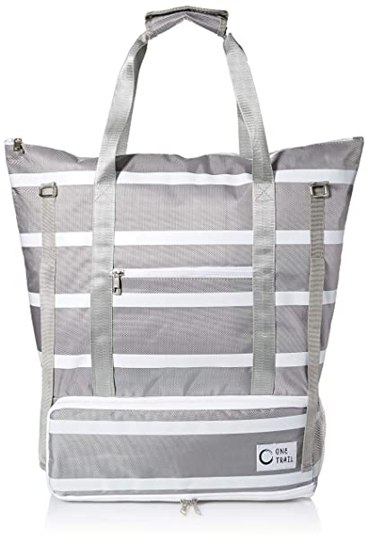 Amazon.com: OneTrail Day-Tripper Cooler Tote - Bolsa híbrida ...