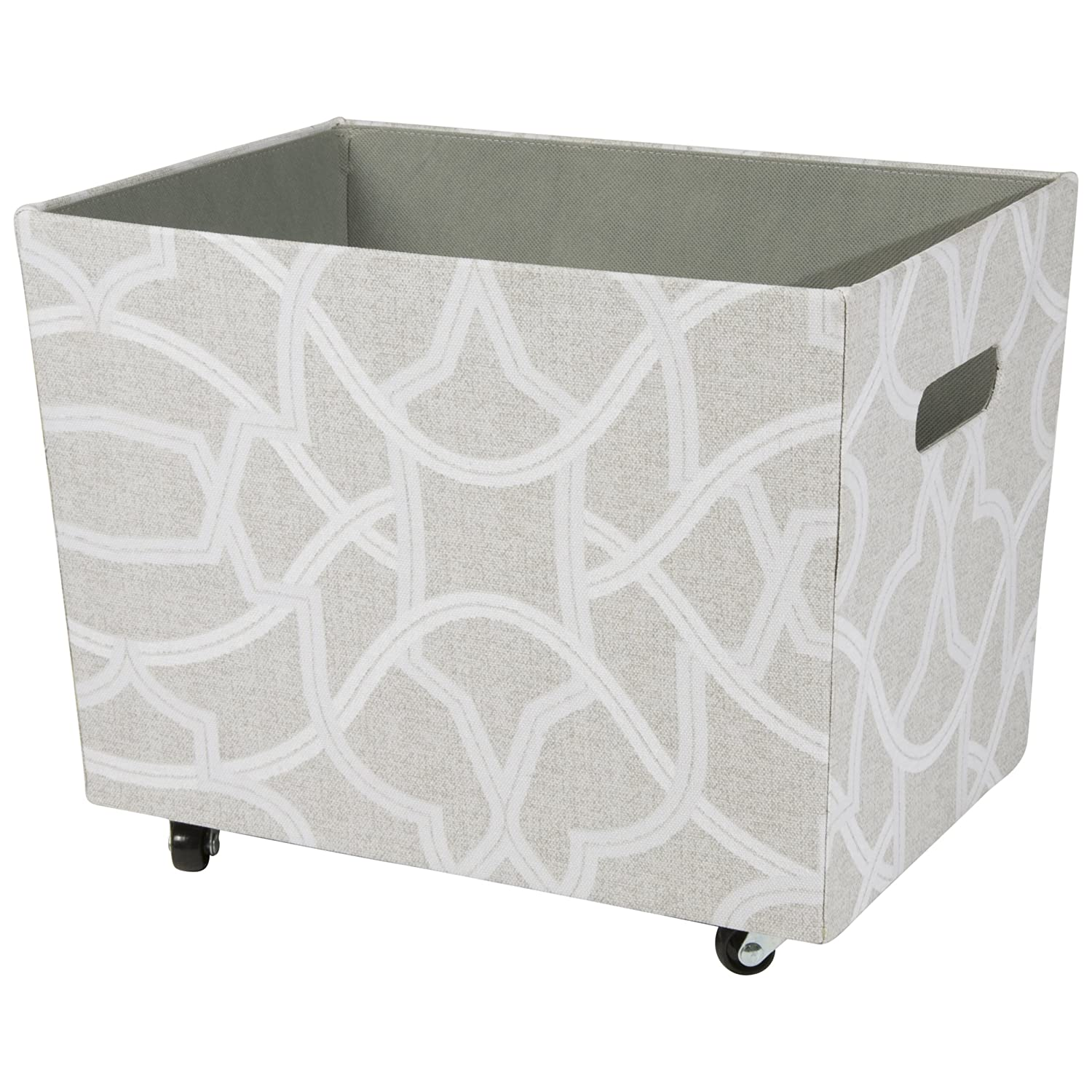 Excellent Amazon Com Raymond Waites Printed Canvas Storage Bin On3 Caraccident5 Cool Chair Designs And Ideas Caraccident5Info