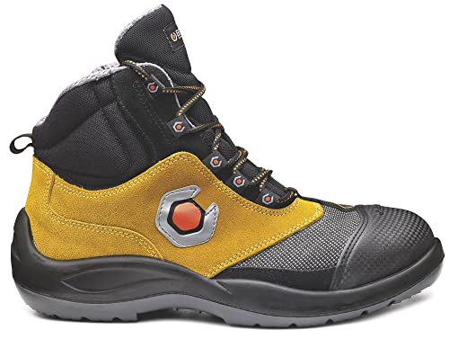 Base bo461 extraflex S3 SRC antideslizante de titanio para hombre con cordones botas de seguridad: Amazon.es: Bricolaje y herramientas