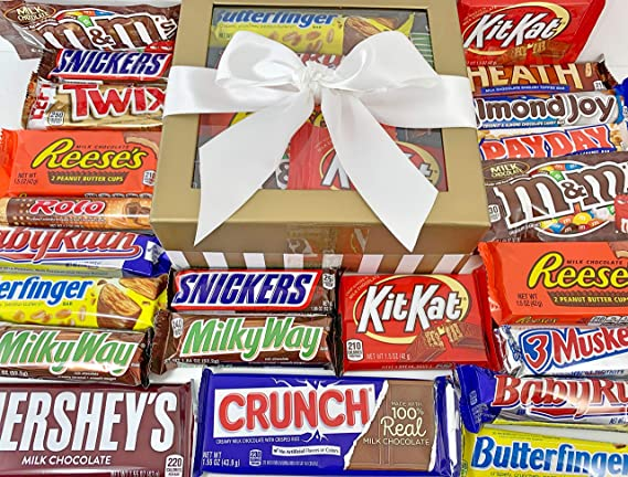 Anniversary Birthday MAKE OFFER Wedding Gift Chocolate Box Easter...