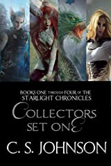 The Starlight Chronicles: An Epic Fantasy Adventure Series: Collector Set #1, Books 1-4 (The Starlight Chronicles Box Set) Kindle Edition
