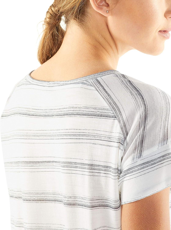 Icebreaker Merino Via Short Sleeve Scoop Neck Shirt