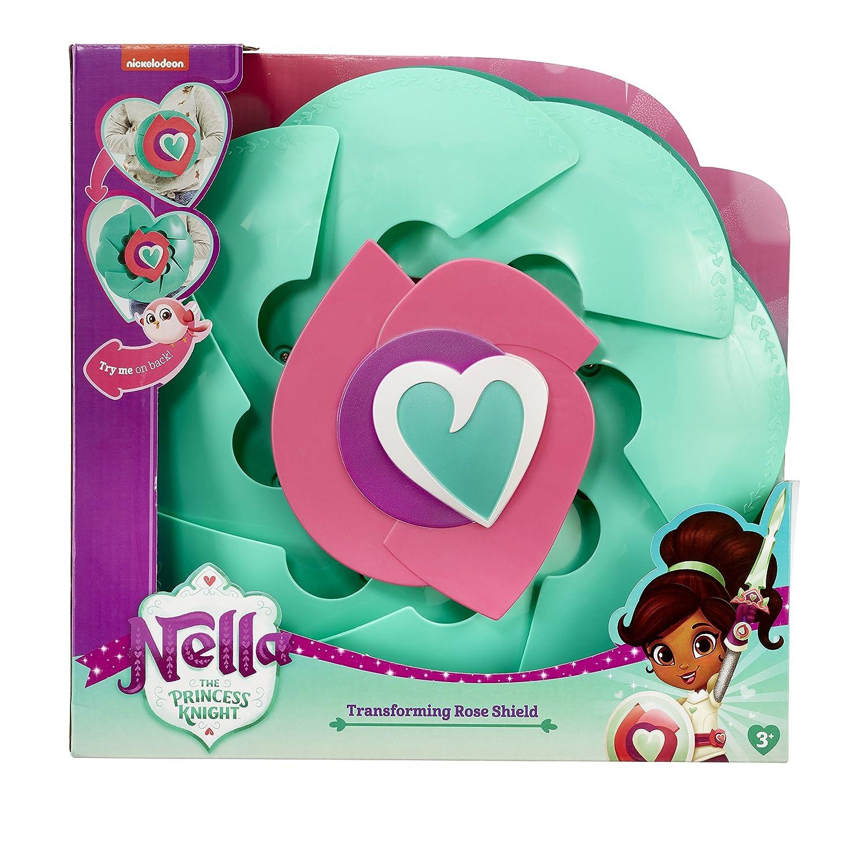 Nella  Princesse Chevalier Nickelodeon Bouclier Magique Nella