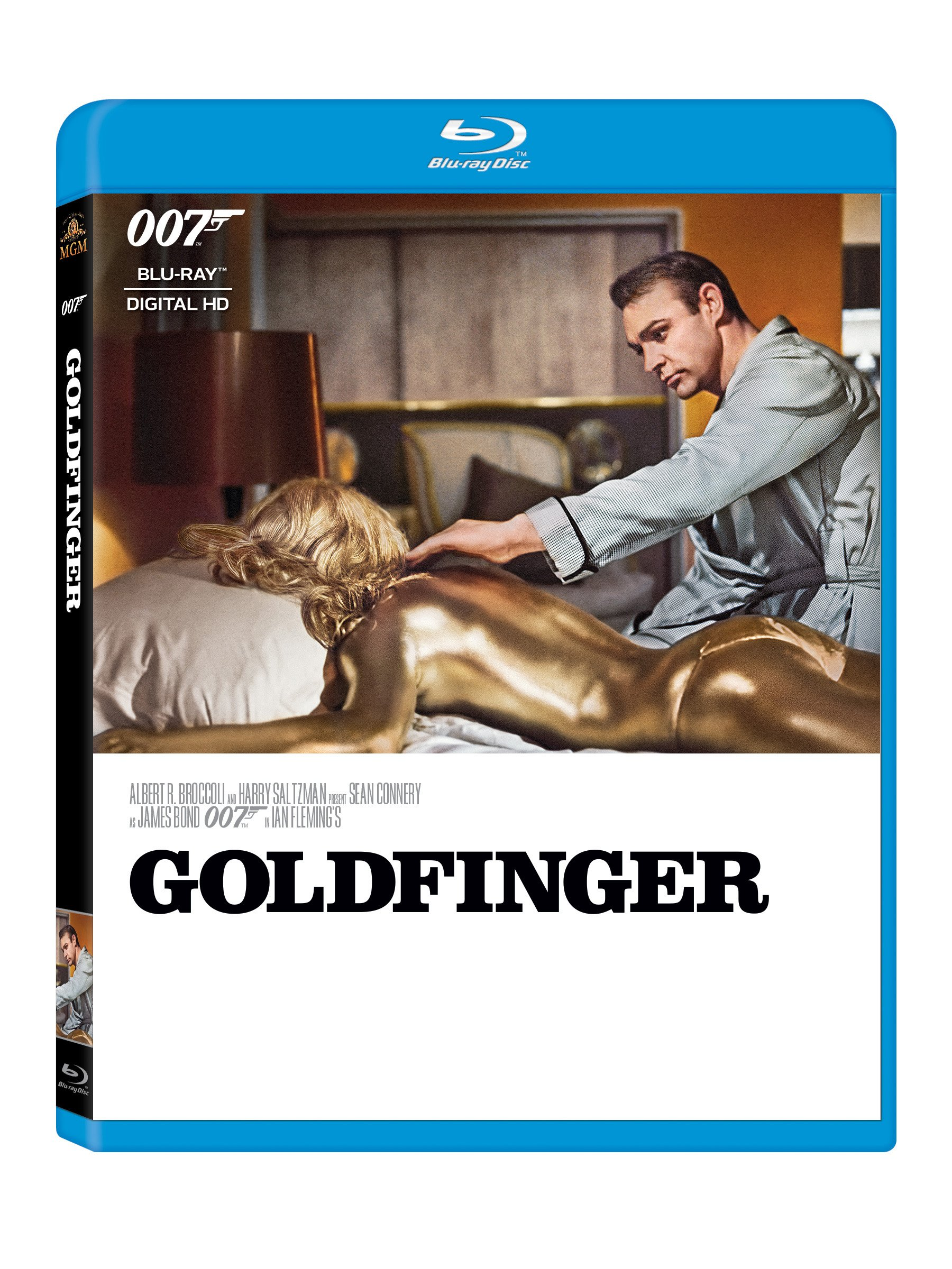 Blu-ray : Goldfinger (Widescreen)