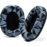 WC Premium Replacement Ear Pads for Sony MDR 7506 & V6 Made by Wicked Cushions   Softer Leather, Luxurious Memory Foam, Unmat