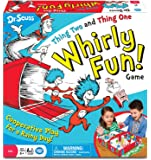Dr. Seuss Thing Two Thing One Whirly Fun Game
